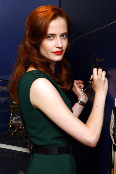 eva green pictures. Actress Eva Green attends the