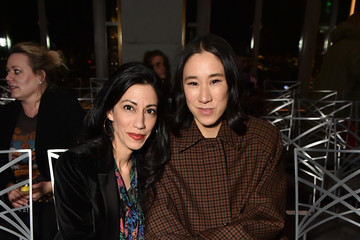 Eva Chen Prabal Gurung - Front Row - February 2020 - New York Fashion Week: The Shows