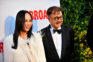 Eva Chow Michael Chow The Broad Museum Black Tie Inaugural Dinner