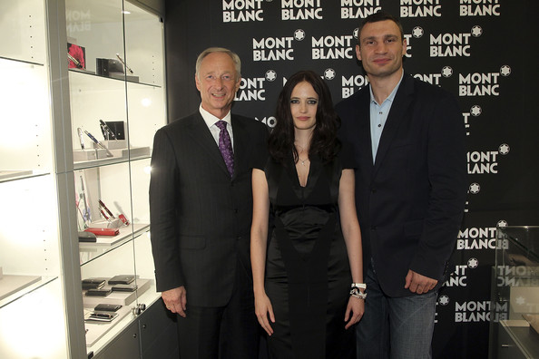 Montblanc White Nights Festival - Store Reception