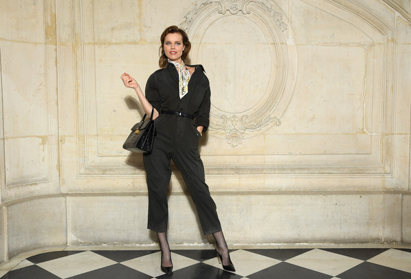 Christian Dior: Photocall - Paris Fashion Week Womenswear Fall/Winter 2019/2020