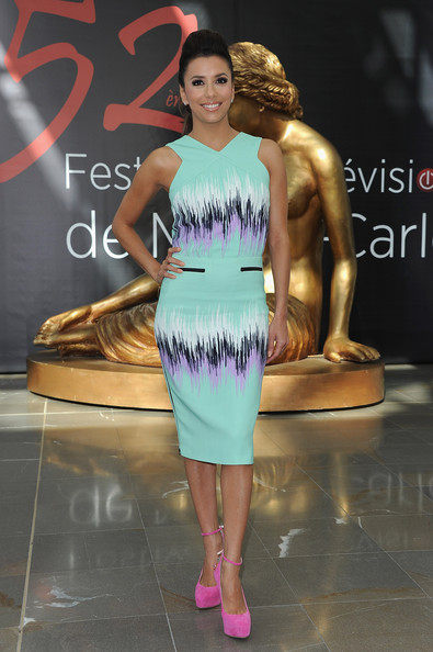 Eva Longoria - 52nd Monte Carlo TV Festival - 'Desperate Housewives'