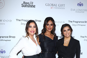 Eva Longoria Baston The 9th Annual Global Gift Gala - Red Carpet Arrivals