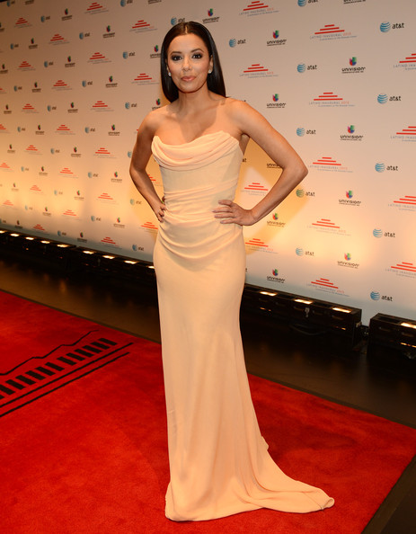 Eva Longoria - Latino Inaugural 2013: In Performance At Kennedy Center - Arrivals
