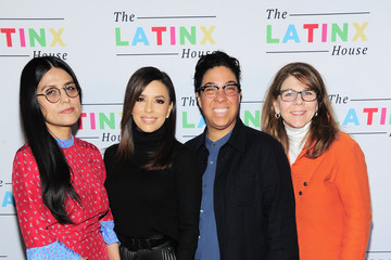 Eva Longoria Stacy Smith A Conversation With TIME'S UP On The Underrepresentation Of Women Directors At Film Festivals