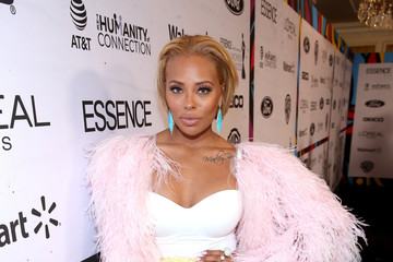 Eva Marcille 2019 Essence Black Women In Hollywood Awards Luncheon - Red Carpet