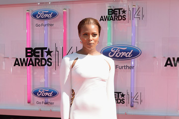 Eva Marcille BET AWARDS '14 - Arrivals