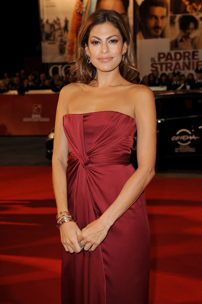 Eva Mendes - Lancia On The Red Carpet At The 5th International Rome Film Festival: October 30, 2010