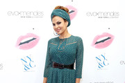 Eva Mendes launches her fall collection with new extended sizes at New York & Company in Los Cerritos Center on September 14, 2017 in Cerritos, California.