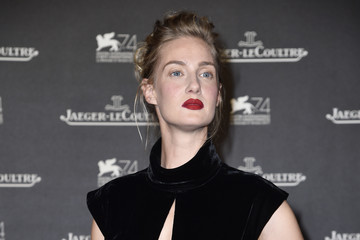 Eva Riccobono Jaeger-LeCoultre Hosts Gala Dinner at Arsenale in Venice: Arrivals - 74th Venice International Film Festival