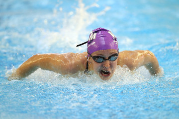 Evan King British Gas Swimming Championships: Day 5