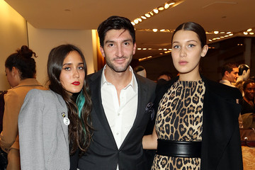 Evan Lysacek Sportmax and Teen Vogue Celebrate New Collection