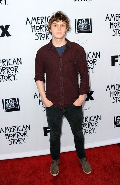 Evan Peters - The Academy Of Television Arts & Sciences Presents A Special Screening Of