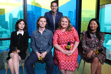 Evan Peters Danielle Macdonald IMDb At Toronto 2019 Presented By Intuit: QuickBooks Canada, Day 1