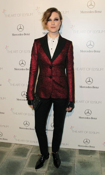 Evan Rachel Wood - The Art Of Elysium's 7th Annual HEAVEN Gala Presented By Mercedes-Benz - Arrivals