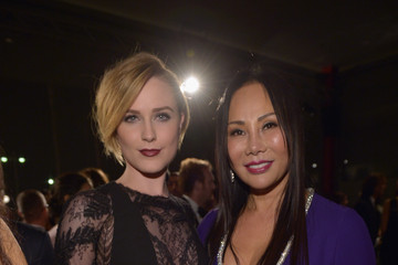 Evan Rachel Wood Inside the LACMA Art + Film Gala