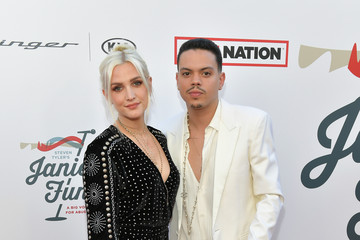 Evan Ross Steven Tyler And Live Nation Presents Inaugural Gala Benefitting Janie's Fund - Arrivals