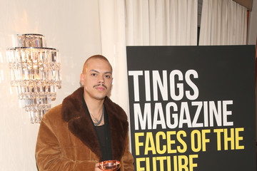Evan Ross Tings Magazine Private Dinner at the Private Residence of Jonas Tahlin, CEO of Absolut Elyx