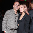 Evan Ross Warner Music Group Pre-Grammy Party - Inside