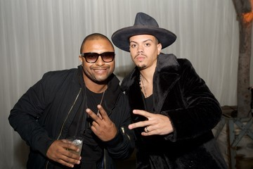 Evan Ross BET's 'The New Edition Story' Premiere Screening - After Party