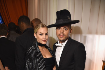 Evan Ross 24th Annual Elton John AIDS Foundation's Oscar Viewing Party - Red Carpet