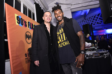 Evan Ross Food Network & Cooking Channel New York City Wine & Food Festival Presented By Capital One - 90's Flashback Friday Presented By BACARDI Hosted By Rev Run