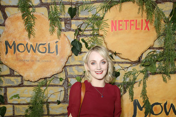 Evanna Lynch Los Angeles Special Screening of 'Mowgli: Legend Of The Jungle'