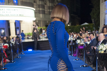 Eve Autism Speaks 'La Vie En Blue' Fashion Gala