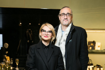 Evelina Khromtchenko Prada Presents 'Past Forward' by David O. Russell - Moscow Screening