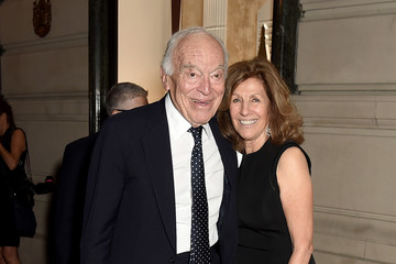 Evelyn Lauder The Cartier Fifth Avenue Grand Reopening Event