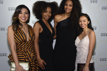 Evelyn Torres PANDORA Jewelry Shine Collection Launch With Ciara