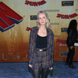 Ever Carradine World Premiere Of Sony Pictures Animation And Marvel's 'Spider-Man: Into The Spider-Verse' - Arrivals
