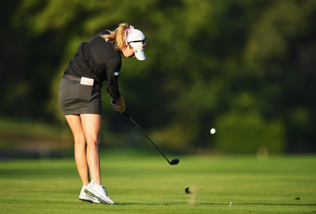 paula creamer photos photos
