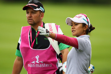 Michael Seaborn Evian Masters - Day One