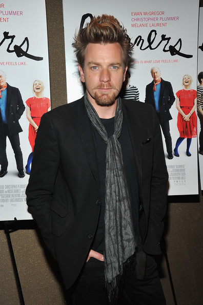 "Ewan McGregor Ewan McGregor attends the New York screening of ""Beginners"" at Tribeca Grand Screening Room on May 24, 2011 in New York City."