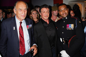 General Sir Mike Jackson The Expendables - UK Film Premiere - Afterparty