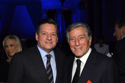 Tony Bennett Ted Sarandos Photos Photo