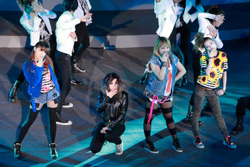 2NE1 Expo 2012 Yeosu Official Opening Ceremony Takes Place
