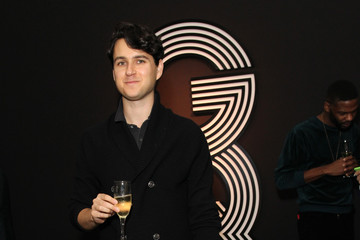 Ezra Koenig GQ Celebrates The Grammys With Giorgio Armani - Inside
