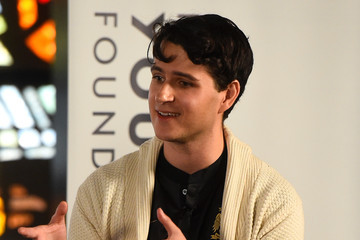 Ezra Koenig A YoungArts and Young Turks Impromptu Art Basel Salon: Artists + Identity
