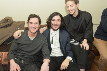 Ezra Miller 'The Stanford Prison Experiment' Party at Sundance