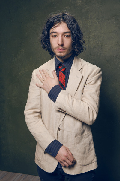 Ezra Miller Actor Ezra Miller of  quot The Stanford Prison Experiment    Ezra Miller