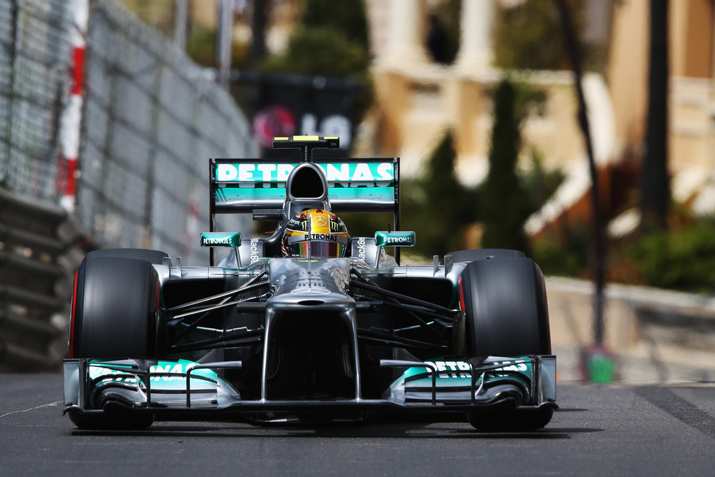 monaco grand prix qualifying