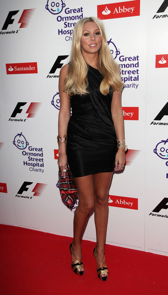 F1 Charity Party - Arrivals