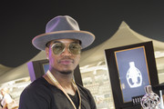Singer Ne-Yo at the launch of the Formula 1 fragrance at Yas Marina Circuit on December 01, 2019 in Abu Dhabi, United Arab Emirates.
