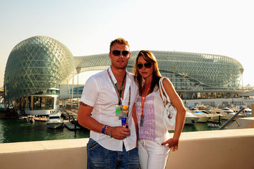 Rachel Flintoff F1 Grand Prix of Abu Dhabi