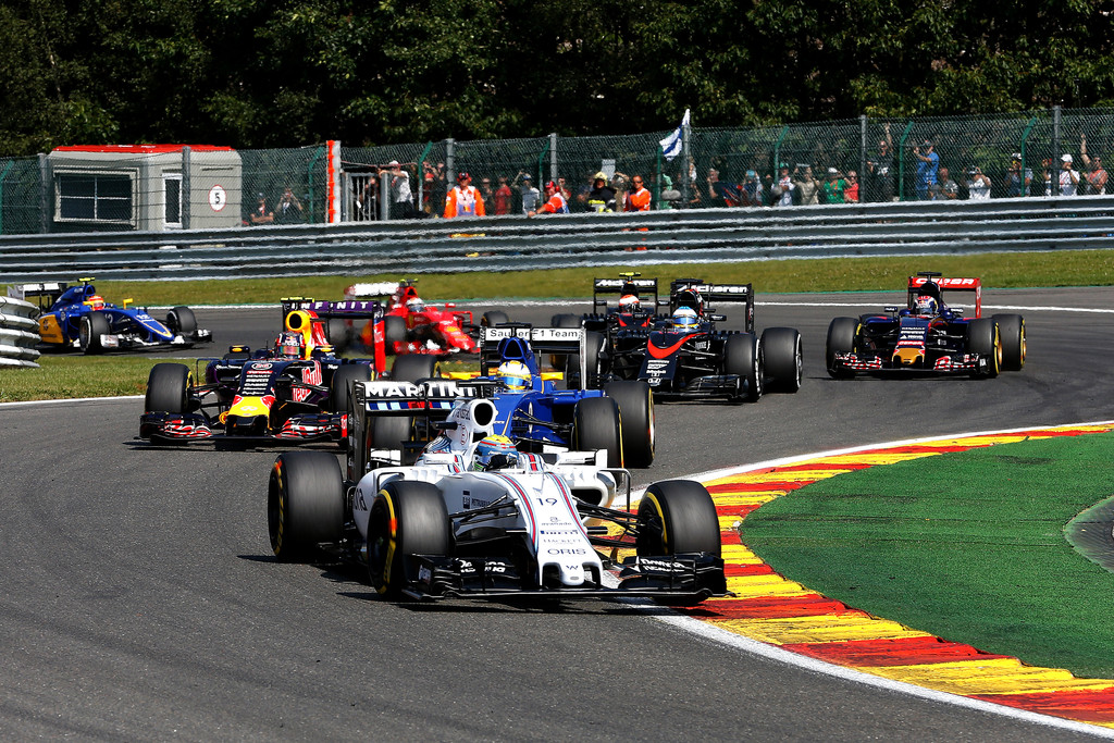 f1 grand prix of belgium zimbio