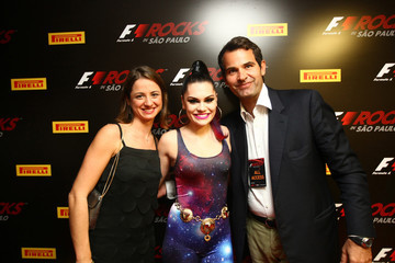 Marco Tronchetti F1 Rocks in Sao Paulo - Jessie J and Macy Gray