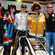 Macy Gray Bruno Senna Photos