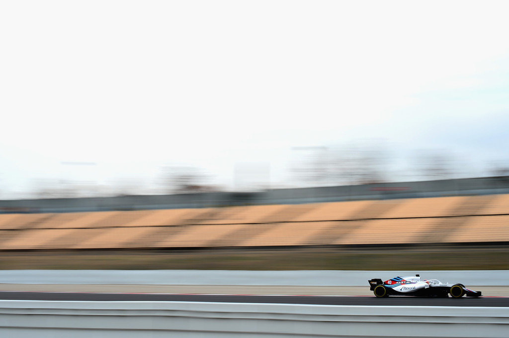 [Imagen: F1+Winter+Testing+Barcelona+Day+Two+ZJfTVpBU-JOx.jpg]